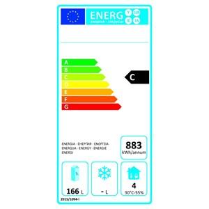 SALADETTE UND KÜHLTISCH - Edelstahl AISI 304 - Mod. V900 - statische Kühlung, unterstützt durch einen Lüfter für eine gleichmäßige Temperaturverteilung - Gastronorm 1/1 (53 x 32,5 cm) - 2 gekühlte Türen - Temperaturberereich: +2°/+8°C - Produktmaße (B x T x H): 90 x 70 x 86 - CE-Kennzeichnung