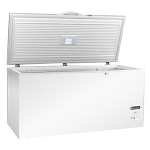 TIEFKÜHLTRUHE - Mod. AX/CF - statische Kühlung - manuelle Abtauung - analoges Thermometer - Temperaturbereich: -18º C - Energieeffizienzklasse: A+