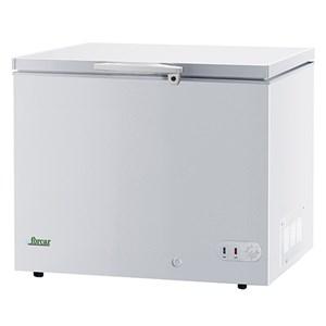 TIEFKÜHLTRUHE - geringer Energieverbrauch - Energieeffizienzklasse: A+ - Mod. BD - statische Kühlung - manuelle Abtauung - Betriebstemperatur: -18º C